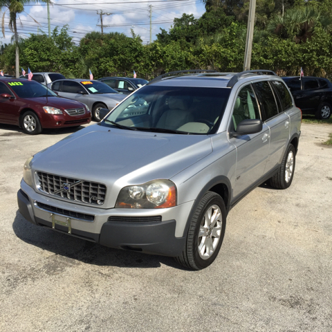 2006 VOLVO XC90 V8 AWD 4DR SUV silver abs - 4-wheel air filtration airbag deactivation - occupa