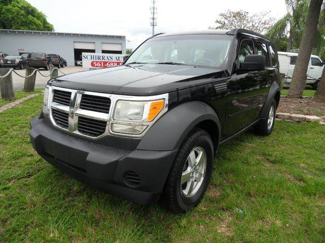 2007 DODGE NITRO SXT 4DR SUV black please call less than 6000 at 888-865-0893  have bad credit