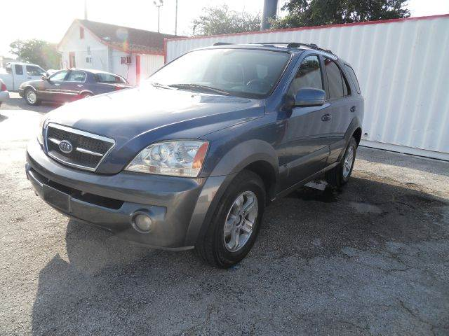 2003 KIA SORENTO EX 4DR SUV blue please call less than 6000 at 888-865-0893  have bad credit h