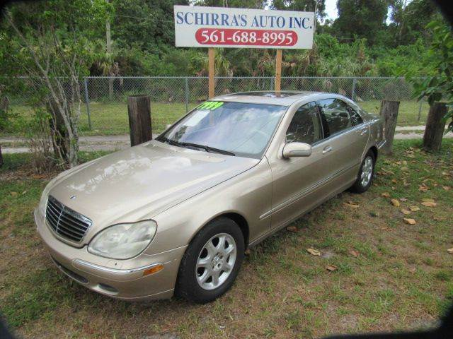 2002 MERCEDES-BENZ S-CLASS S430 4DR SEDAN gold please call schirras auto at 866-383-7643  have b