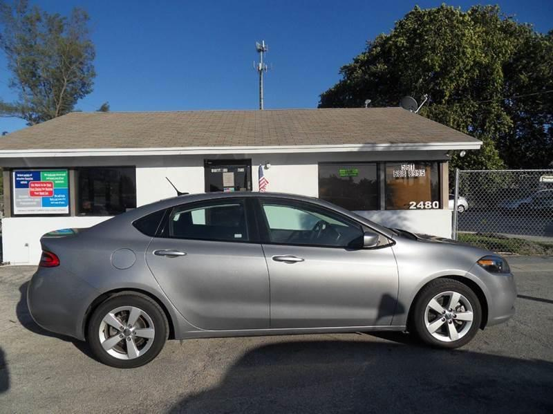 2015 DODGE DART SXT 4DR SEDAN silver please call schirras auto ii at 866-383-7643  have bad credi