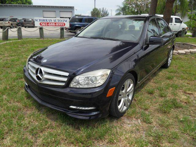 2010 MERCEDES-BENZ C-CLASS C300 LUXURY 4DR SEDAN blue please call competition auto sales at 888-8