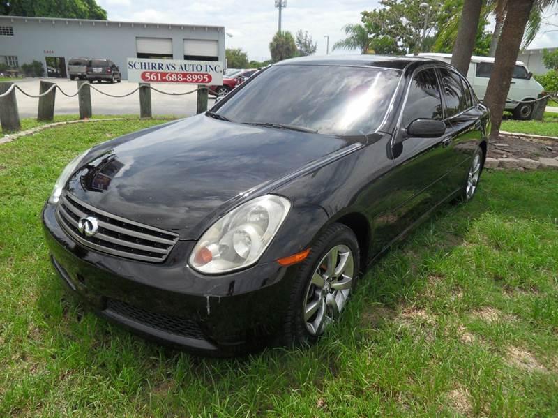 2006 INFINITI G35 X AWD 4DR SEDAN black please call schirras auto at 888-865-0893  have bad cre