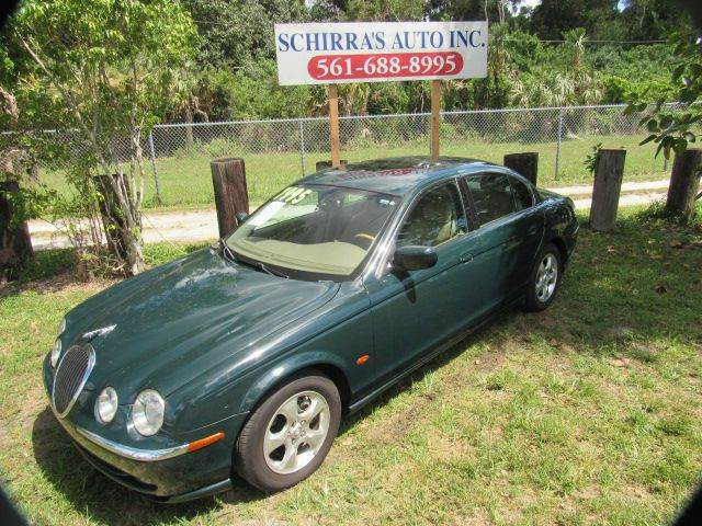2002 JAGUAR S-TYPE 30 4DR SEDAN green please call schrras auto at 866-383-7643  have bad credit