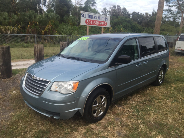 2009 CHRYSLER TOWN AND COUNTRY LX MINI VAN 4DR blue please call schirras auto at 866-383-7643  ha