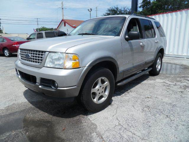 2002 FORD EXPLORER XLT 4WD 4DR SUV silver please call less than 6000 at 888-865-0893  have bad