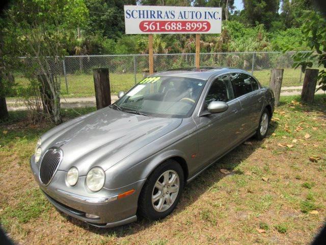 2003 JAGUAR S-TYPE 30 4DR SEDAN gray please call schirras auto ii at 866-383-7643  have bad cre