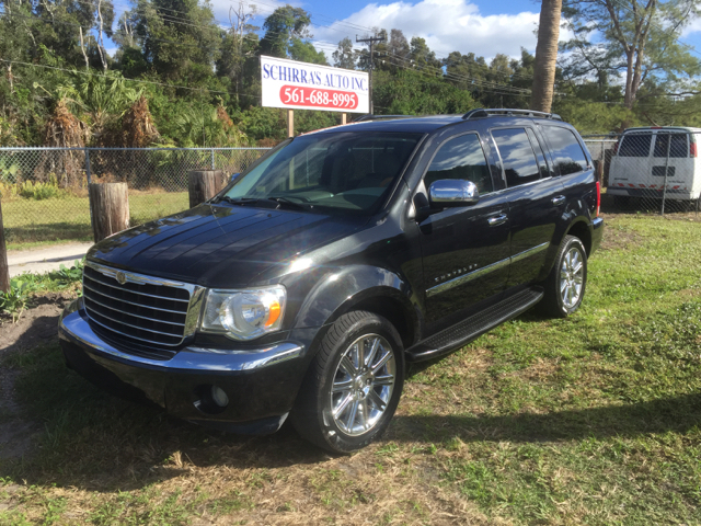 2007 CHRYSLER ASPEN LIMITED 4X2 4DR SUV black please call schirras auto at 866-383-7643  have bad