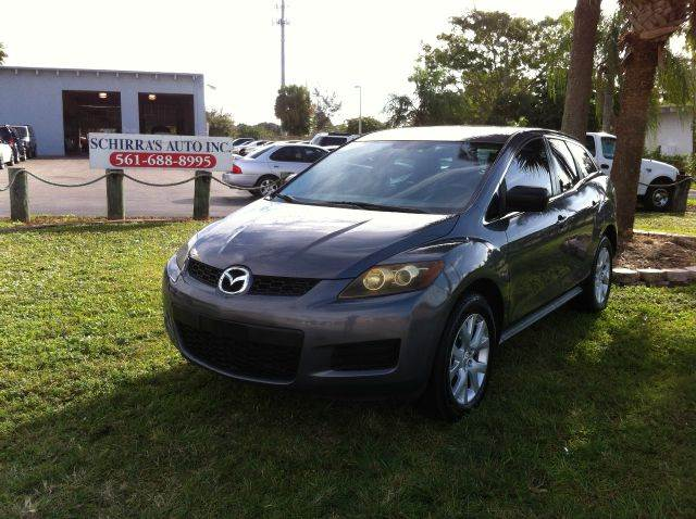 2007 MAZDA CX-7 GRAND TOURING 4DR SUV gray have bad credit have no credit no problem schirras