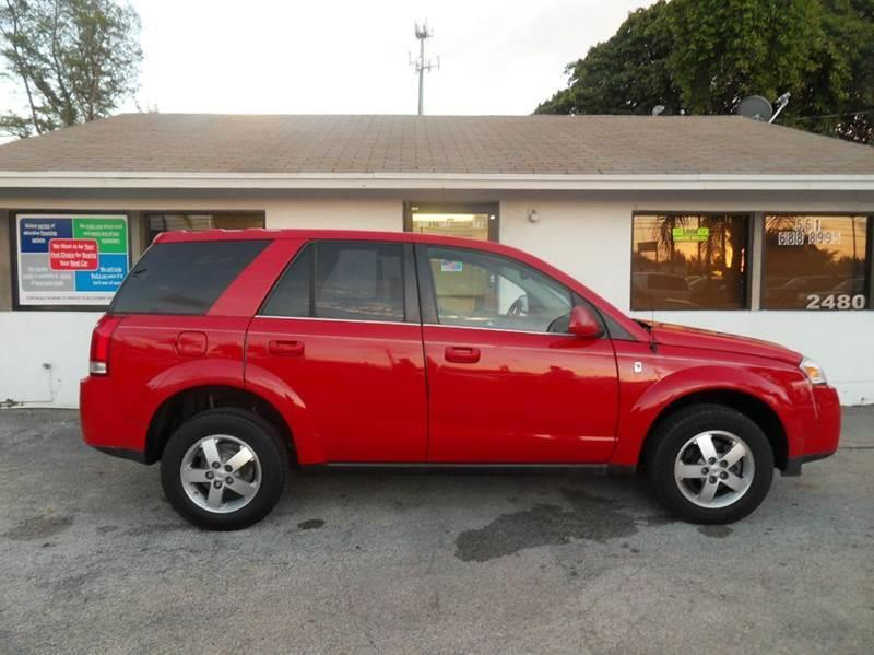 2007 SATURN VUE BASE 4DR SUV 35L V6 5A red please call schirras auto at 888-865-0893  have ba