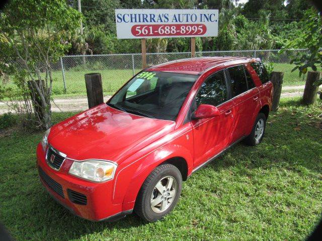 2007 SATURN VUE BASE 4DR SUV 35L V6 5A red please call schirras auto at 866-383-7643  have ba
