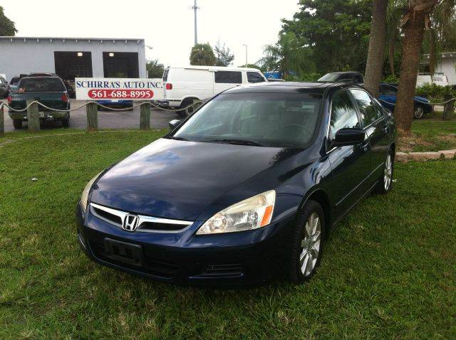 2007 HONDA ACCORD EX-L V-6 4DR SEDAN blue please call competition auto at 888-865-0893