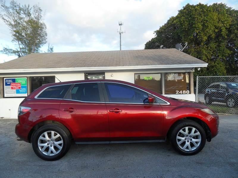2007 MAZDA CX-7 GRAND TOURING AWD 4DR SUV burgundy please call schirras auto ii at 866-383-7643