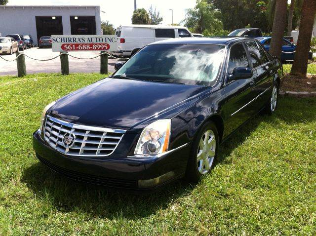 2007 CADILLAC DTS LUXURY II 4DR SEDAN blue please call less than 6000 at 888-865-0893   have bad