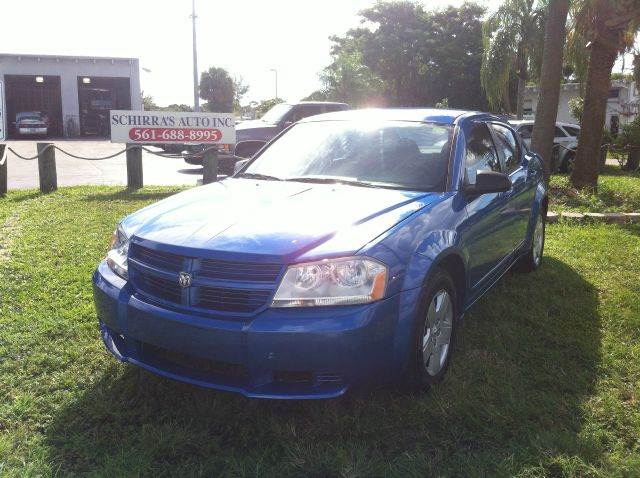 2008 DODGE AVENGER SE 4DR SEDAN blue please call schirras auto at 888-865-0893   have bad credi