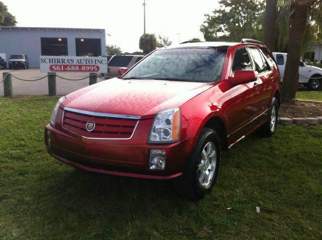 2006 CADILLAC SRX BASE 4DR SUV WV6 red please call less than 6000 at 888-865-0893  have bad cr