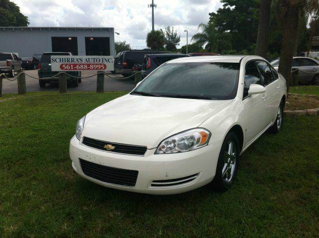 2008 CHEVROLET IMPALA POLICE UNMARKED 4DR SEDAN white please call competetion auto  888-865-08