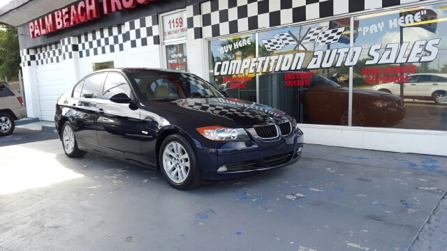 2006 BMW 3 SERIES UNSPECIFIED blue 6-speed manual transmission air conditioning all wheel drive