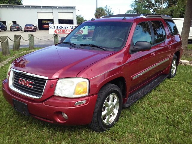 2004 GMC ENVOY XUV SLT 4WD 4DR SUV red please call competetion auto  888-865-0893 have bad cre