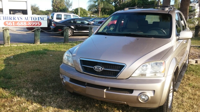 2005 KIA SORENTO UNSPECIFIED unspecified automatic transmission auxiliary audio input - jack cl
