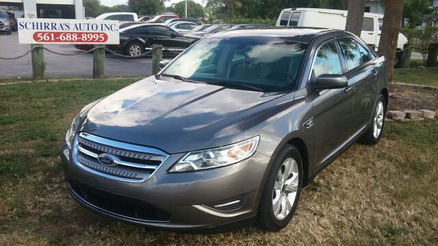 2011 FORD TAURUS UNSPECIFIED unspecified 0 miles VIN 1fa420nb9b6124290