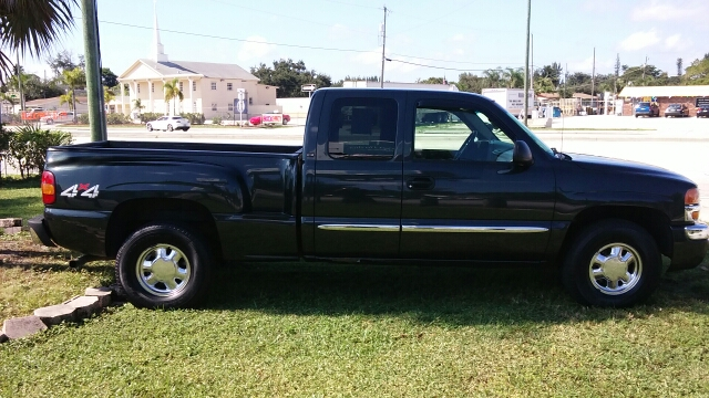 2003 GMC SIERRA 1500 SLE 4DR EXTENDED CAB 4WD SB gray have bad credit have no credit no problem