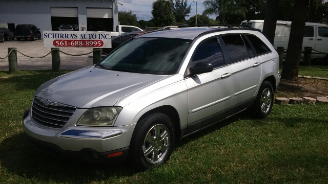 2005 CHRYSLER PACIFICA UNSPECIFIED unspecified 78522 miles VIN 2C4GM68485R550265