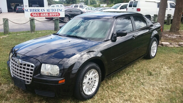 2006 CHRYSLER 300 UNSPECIFIED unspecified air conditioning alloy wheels amfm radio wcd player