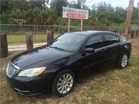 2013 Chrysler 200 for sale in West Palm Beach, FL