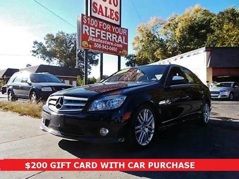2009 Mercedes-Benz C-Class for sale in Webster, MA