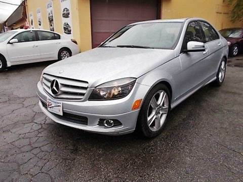 2010 Mercedes-Benz C-Class for sale in Webster, MA