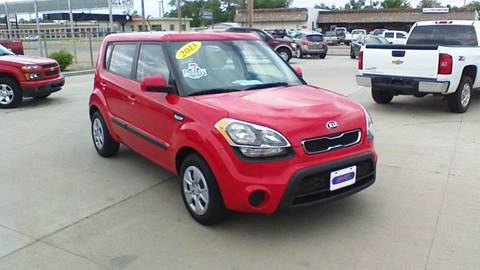 2013 Kia Soul for sale in Garden City, KS