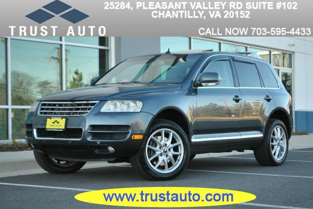 2004 Volkswagen Touareg for sale in Chantilly VA