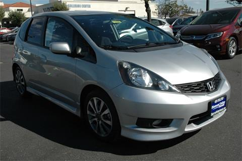 2012 Honda Fit for sale in Hemet, CA