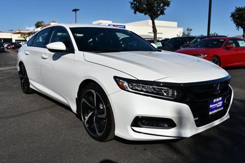 2019 Honda Accord for sale in Hemet, CA