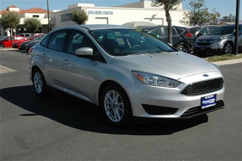 2016 Ford Focus for sale in Hemet, CA