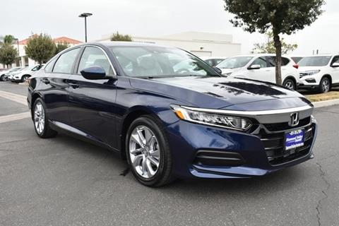 2018 Honda Accord for sale in Hemet, CA
