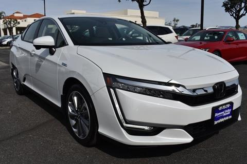 2019 Honda Clarity Plug-In Hybrid for sale in Hemet, CA