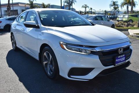2019 Honda Insight for sale in Hemet, CA