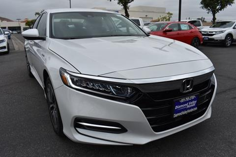 2019 Honda Accord Hybrid for sale in Hemet, CA