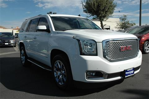2015 GMC Yukon for sale in Hemet, CA