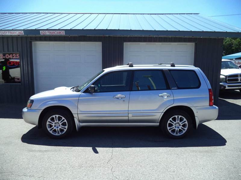 2004 subaru forester xt awd 4dr turbo wagon in cashmere wa jims auto sales. Black Bedroom Furniture Sets. Home Design Ideas