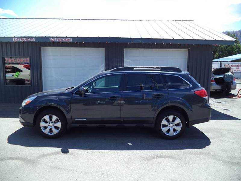 2010 subaru outback limited awd 4dr wagon in cashmere. Black Bedroom Furniture Sets. Home Design Ideas