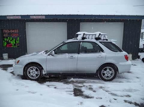 2003 Subaru Impreza for sale in Cashmere, WA