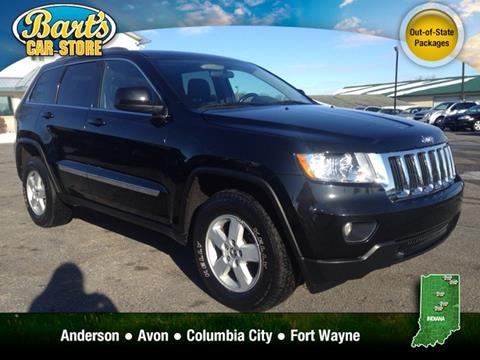 2012 Jeep Grand Cherokee for sale in Anderson, IN
