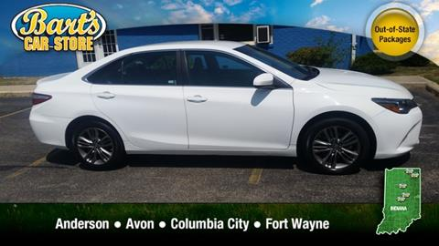 2016 Toyota Camry for sale in Anderson, IN