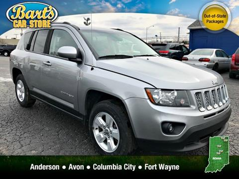 2016 Jeep Compass for sale in Anderson, IN
