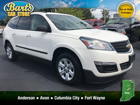 2015 Chevrolet Traverse for sale in Anderson, IN