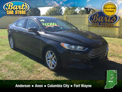 2014 Ford Fusion for sale in Anderson, IN