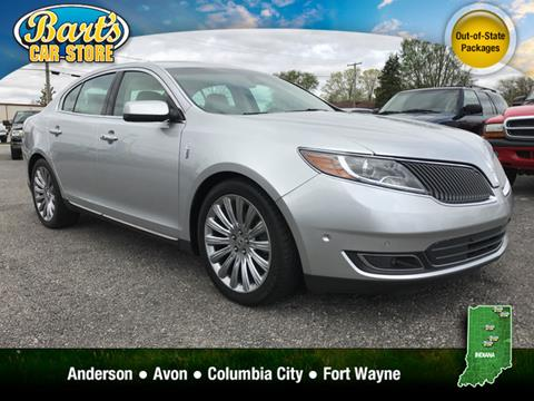 2013 Lincoln MKS for sale in Anderson, IN